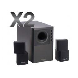ลำโพง Microlab X2  (2.1)