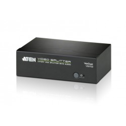 ATEN รุ่น VS0102 2-Port VGA Splitter with Audio
