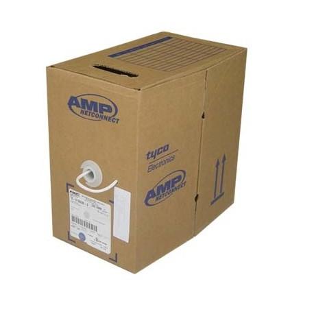 AMP CAT5e UTP Cable (305m./Box)(24AWG, CM)