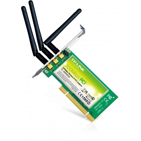 TP-LINK 300Mbps Wireless N PCI Adapter TL-WN951N