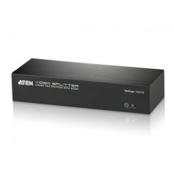 ATEN: VS0104 4-Port VGA Splitter with Audio