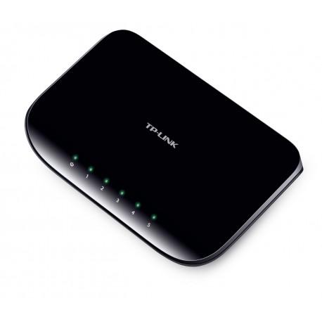 TP-LINK 5-Port Gigabit Desktop Switch TL-SG1005D