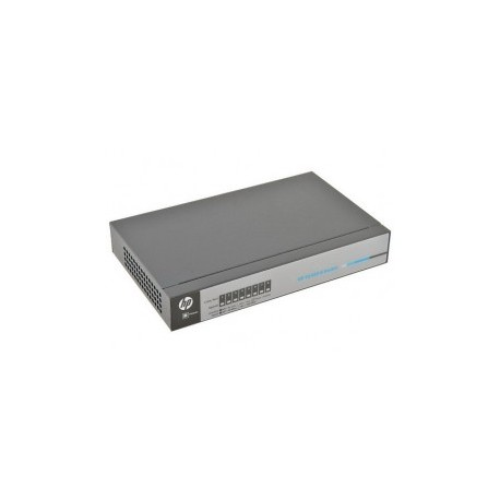 HP 1410-8 (J9661A) 8-Port 10/100 Mbps Unmanaged Switch