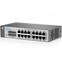 HP 1410-16 (J9662A) 16-Port 10/100 Mbps Unmanaged Switch