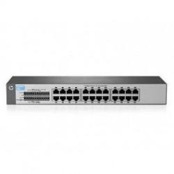 HP 1410-24 (J9663A) 24-Port 10/100 Mbps Unmanaged Switch