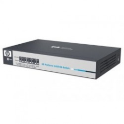 HP 1410-8G (J9559A) 8-Port 10/100/1000 Unmanaged Gigabit Switch