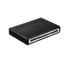 D-Link DGS-1008A - 10/100/1000 Desktop 8-Port Gigabit Switch