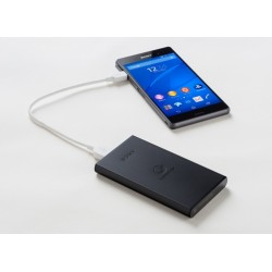 SONY POWER BANK 5000 mAh  (CP-S5) Black Batt Lithium-Polymer, Small Size