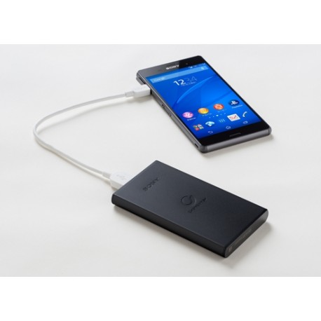 SONY POWER BANK 5000 mAh  (CP-S5) Copper Batt Lithium-Polymer, Small Size