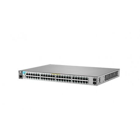 HP 2530-48G-PoE+-2SFP+ Switch (J9853A)