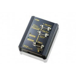 ATEN: VS102   2-port VGA splitter