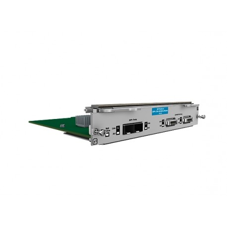 HP 10GbE 2-port SFP+ / 2-port CX4 yl Module (J9312A)