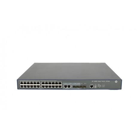 HP 3600-24-PoE+ v2 SI Switch (JG306B)