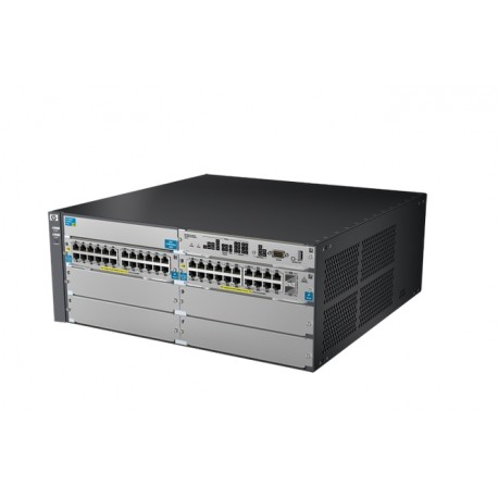 HP 5406-44G-PoE+-2XG v2 zl Switch with Premium Software (J9533A)