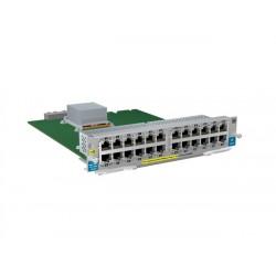 HP 24-port Gig-T PoE+ v2 zl Module (J9534A)