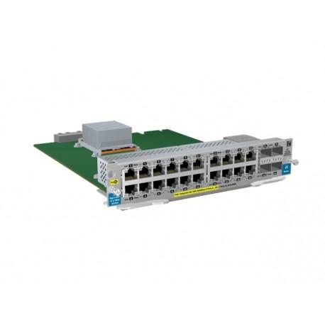 HP 20-port GT PoE+/4-port SFP v2 zl Mod (J9535A)