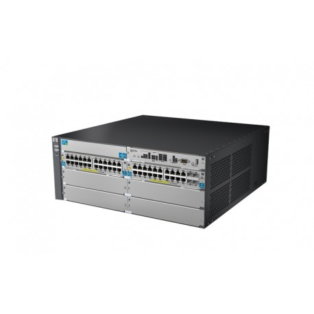 HP 5406-44G-PoE+-4G-SFP v2 zl Switch with Premium Software (J9539A)