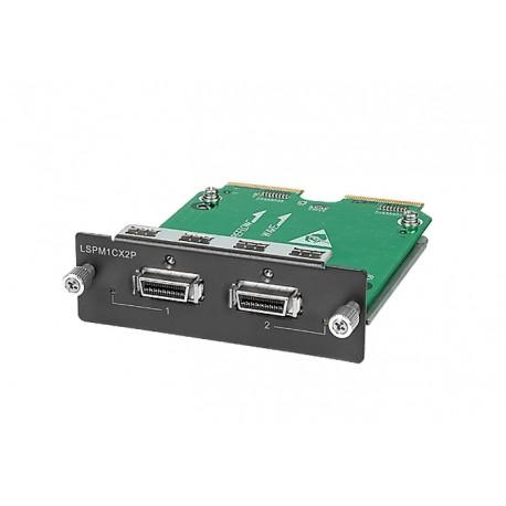 HP 5500 2-port 10GbE Local Connect Module (JD360B)