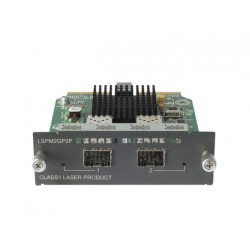 HP 5500/4800 2-port GbE SFP Module (JD367A)