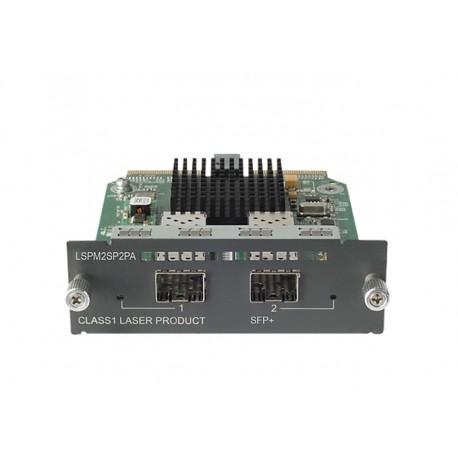 HP 5500/5120 2-port 10GbE SFP+ Module (JD368B)