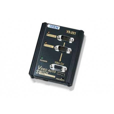 ATEN  : VS201  VGA selector