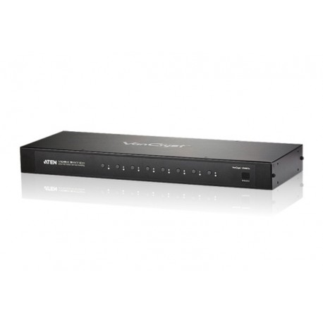ATEN : VS0801A  8-Port VGA Switch with Auto Switching
