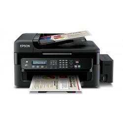 พรินเตอร์ ยี่ห้อ EPSON รุ่น L555 INK TANK -FAX, WI-FI