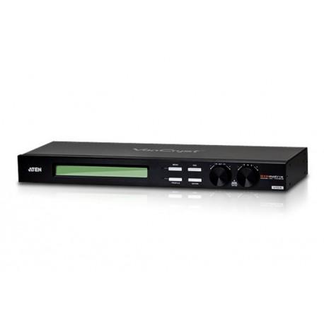 ATEN : VM0808 (8x8 Video Matrix Switch + Audio)