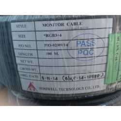 HOSIWELL VGA RGB CABLE 100M/Roll