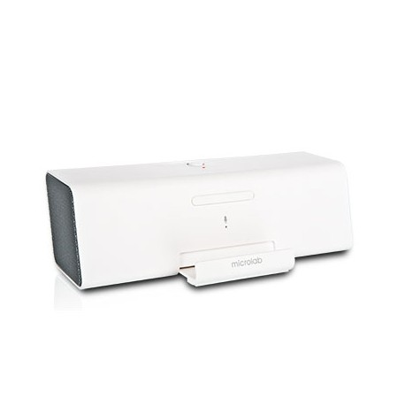 Microlab Bluetooth Speaker MD212 สีแดง