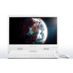 Computer All in One LENOVO IdeaCentre C260 (57328615 White) Free Keyboard, Mouse