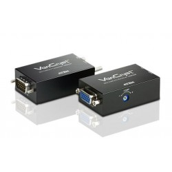 Aten : VE022  Mini Cat 5 A/V Extender
