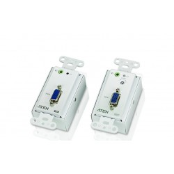 ATEN: VE156  VGA Over Cat 5 Extender Wall Plate