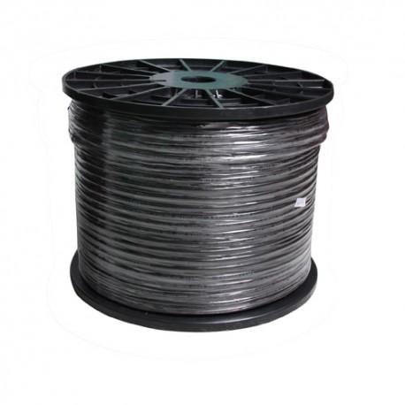 Cable 300M RG6/168 WATASHI Power Line WCP043 (Black)