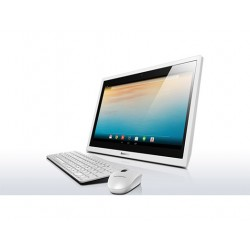 LENOVO IdeaCentre N300 (57331709 White) ) Touch Screen Free Keyboard, Mouse