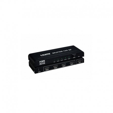 4 PORT HDMI SPLITTER รุ่น SP-H144K