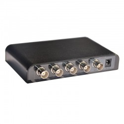 1 TO 4 SDI SPLITTER รุ่น LS-104S