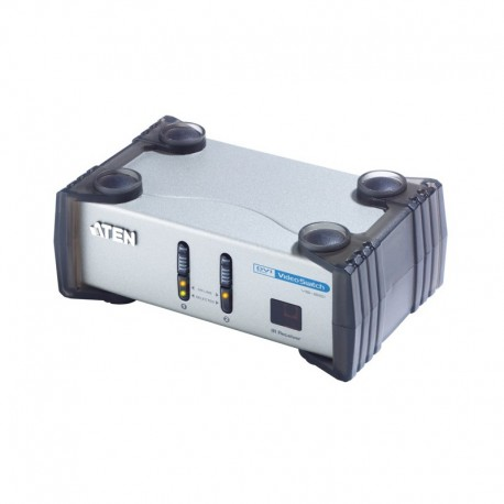 ATEN DVI SWITCHER/SELECTOR 2 PORT รุ่น VS261