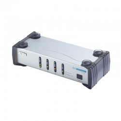 ATEN DVI SWITCHER/SELECTOR 4 PORT รุ่น VS461