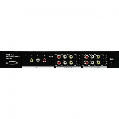 CYP 4X1 SV/CV SWITCHER