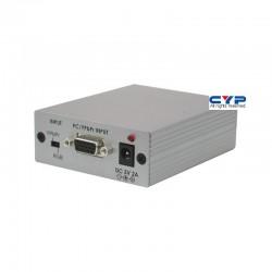VGA TO HDMI แปลงสัญญาณ VGA พร้อมเสียง TO HDMI รุ่น CP-261H