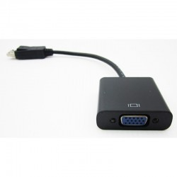 DISPLAYPORT TO VGA CABLE รุ่น DVA11