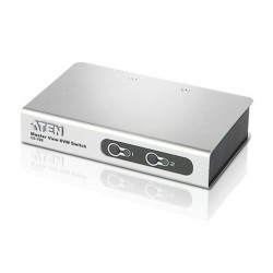 ATEN : CS72E   2-port PS/2 KVM Switch