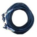สาย Audio Video Cable 5 RCA 5 Ways ความยาว 10 M