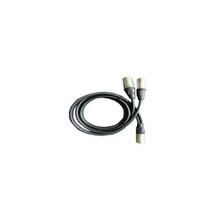สาย Microphone Cable XLR to 2 XLR ความยาว 1.8 เมตร