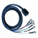 สาย VGA Cable to 5 BNC M/M ความยาว 5 เมตร