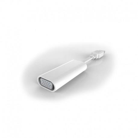 เพิ่มพอร์ต VGA รุ่น U3-A8521 USB3.0 TO VGA DISPLAY ADAPTER