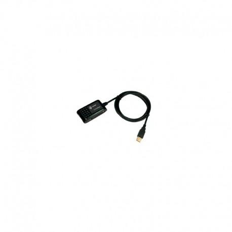 USB TO 1 PORT PRINTER PORT ADAPTER (DB25F) รุ่น UTP1025B