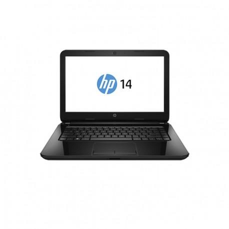 โน๊ตบุ๊ค Notebook HP 14-ac036TU (Black)