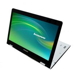 โน๊ตบุ๊ค เลอโนโว Notebook Lenovo Yoga500 14-80N400QVTA (White)